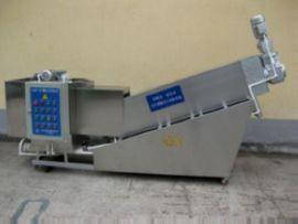 大团环保DLW131型不锈钢叠螺式污泥脱水机