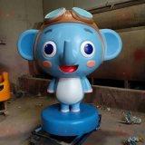廠家定製玻璃鋼卡通人物雕塑 卡通形象人偶道具美城雕塑定製廠家
