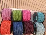纸孔绳,弹力纸绳,贷绳,针织纸绳,针织帽带纸绳,强拉纸绳