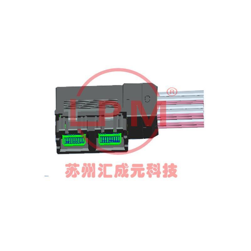 蘇州匯成元供SFF-8643系列Mini SAS電纜組件
