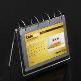 檯曆定做個性宣傳亞克力日曆2020桌面商務日曆架定製檯曆