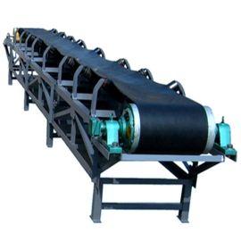 多种规格皮带输送机 斜坡式物料输送机维修方便qc