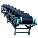 多種規格皮帶輸送機 斜坡式物料輸送機維修方便qc