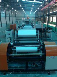 厂家供应ASA薄膜流延生产设备 ASA挤出膜复合机欢迎选购