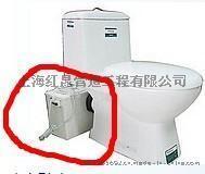上海徐家汇路上排水电马桶安装