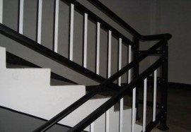 精致型锌钢楼梯扶手美观安全价格低