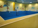 北京金碧源钢架训练池,水育早教池。