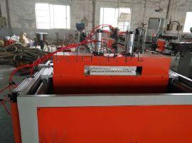 联信PVC、PP、pom棒材挤出机板材生产线