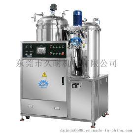 久耐机械厂家定制生产弹性体浇注机