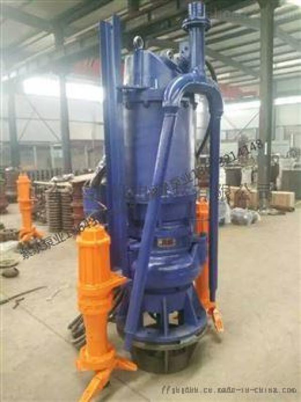150毫米大口径排沙抽渣泵潜水清淤泵耐用的设备