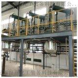 環氧樹脂生產線、樹脂生產成套設備現場安裝調試
