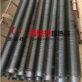 铝翅片管 高频焊铝翅片管生产