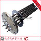 锅炉发热管 铁板头蒸汽炉电热管 模温机304不锈钢材质烧油加热器