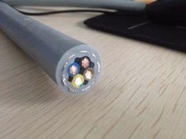铁氟龙绝缘聚氨酯护套电缆YFP/耐高温电缆