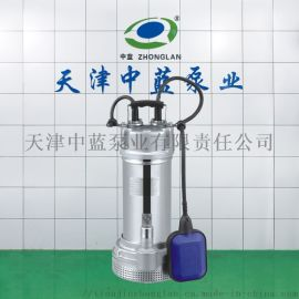WQ污水泵 不锈钢污水泵 耐腐蚀性液体污水泵