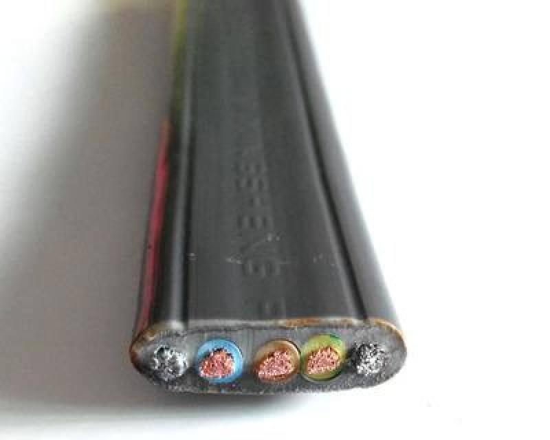 YCBG鋼絲加強型重型扁電纜