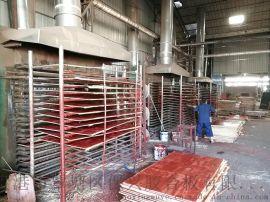 酚醛胶亮面桉木胶合板建筑模板工程