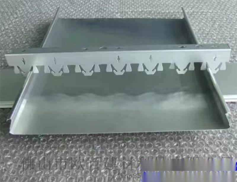 户外防风铝条扣吊顶 条形板天花优质生产商