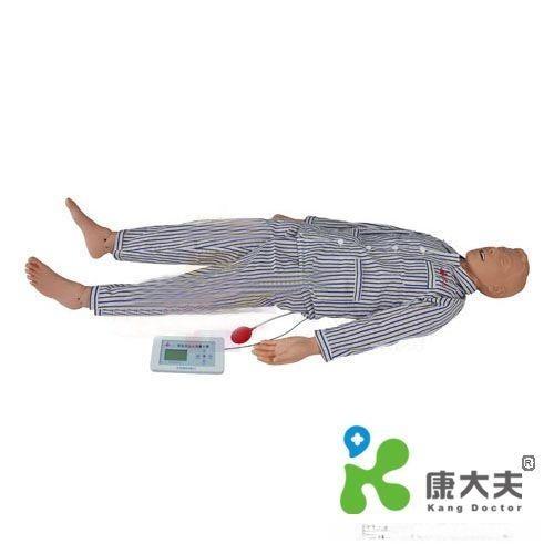 KDF/1037A有机磷中毒急救模拟人