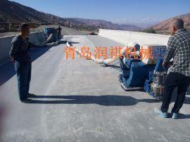 厂家供应移动式路面抛丸机 移动式桥面抛丸机 移动式隧道抛丸机