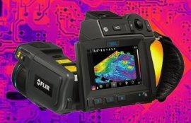 FLIR T630sc/T650sc 製冷型手持式紅外熱像儀