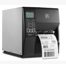 ZEBRA 斑马条码打印机ZT230 200dpi 工商打印机 吊牌打印条码机