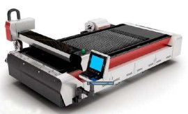 通宝TB1530-500W管板一体数控激光切割机