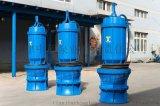 天津中藍潛水軸流泵、QZB潛水軸流泵、QHB潛水混流泵