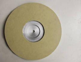 高硼硅玻璃制品研磨平面用陶瓷金刚石磨盘