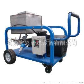 防爆高压清洗机 换热器清洗机 电动高压除锈清洗机