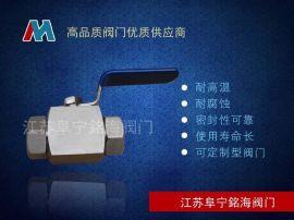 Q21F焊接式进口超高压高温球阀