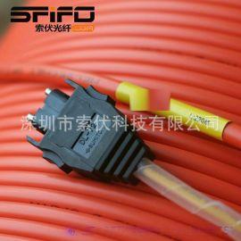 AS-2P-220M-B  CS-DL72光纤接头 DL72光纤