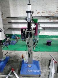 汽车刹车片铆钉机 气压增压铆钉机 气压铆接机 气压铆钉机专家