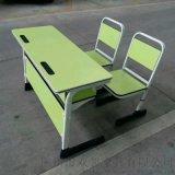 双人位课桌椅,可调节课桌椅广州家双邻具厂供应