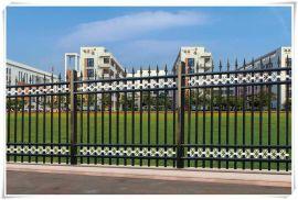 小区护栏 停车场锌钢护栏 厂区围墙栏杆 阳台护栏生产厂家