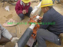 广东河源市PE-RT 2代温泉地热保温管材