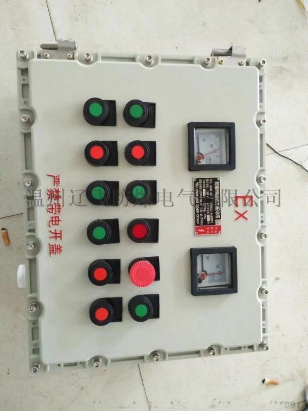 碳钢焊接防爆电气电控箱