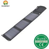 3片可折疊太陽能直流充電器手機電池充電器