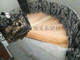 广州酒店楼梯铁栏 别墅铁栏杆 室内楼梯栏杆