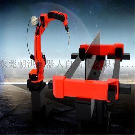 自动化不锈钢机器人 东莞朝洪机器人 切割机器人