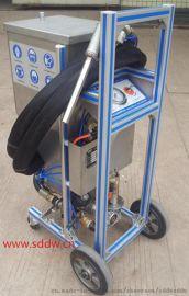 四达低温KBQX-30SG双管干冰清洗机