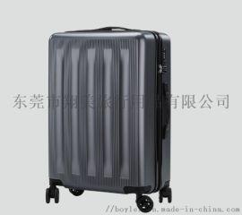 金翔美箱包旅行箱拉杆箱加工厂家行李箱PC箱ABS定制礼品密码箱
