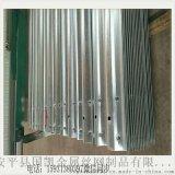 高速护栏板  热镀锌喷塑护栏板