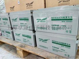 昆明科华12V65AH免维护铅酸电池