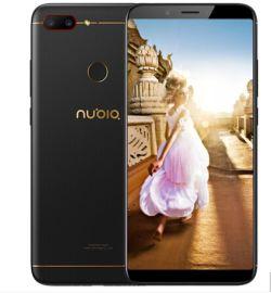 努比亞(nubia) N3 全面屏手機 曜石黑 全網通 4GB+64GB