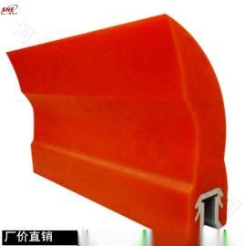 厂家 聚氨酯刮板 聚氨酯清扫器 聚氨酯刮刀板
