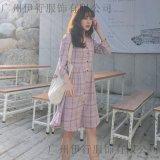 品牌尾貨 洛貝一韓國女裝折扣批發 品牌服裝尾貨微信 北京大碼尾貨服裝批發市場