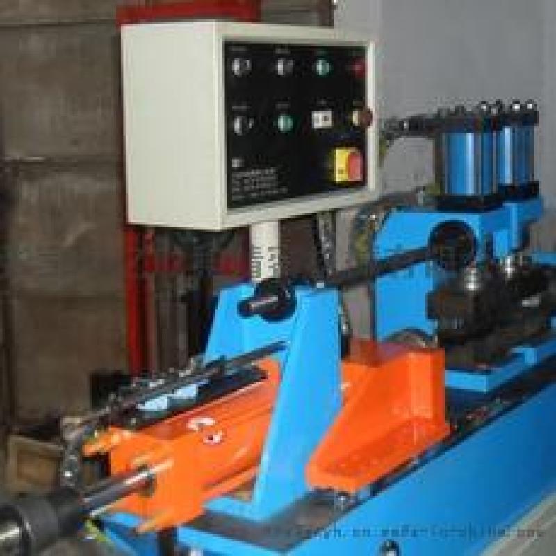單頭液壓驅動縮管機,管端成型機錐度縮管機