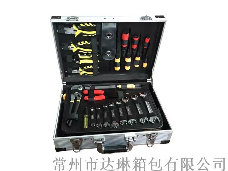 手提工具箱 车载维修箱 安检设备箱