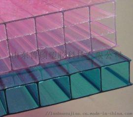 农业温室专用pc透明四层阳光板